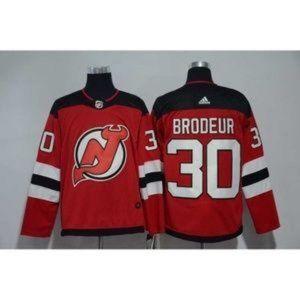 Men's New Jersey Devils Martin Brodeur #30 Jersey